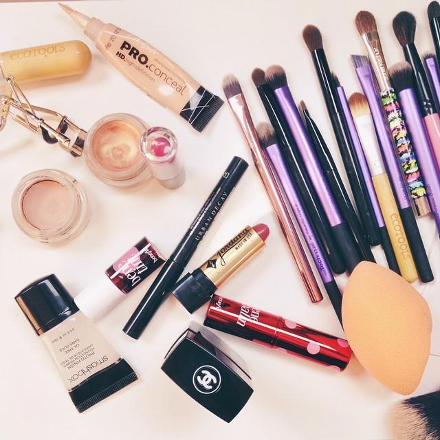 Blog de maquillaje distrito belleza