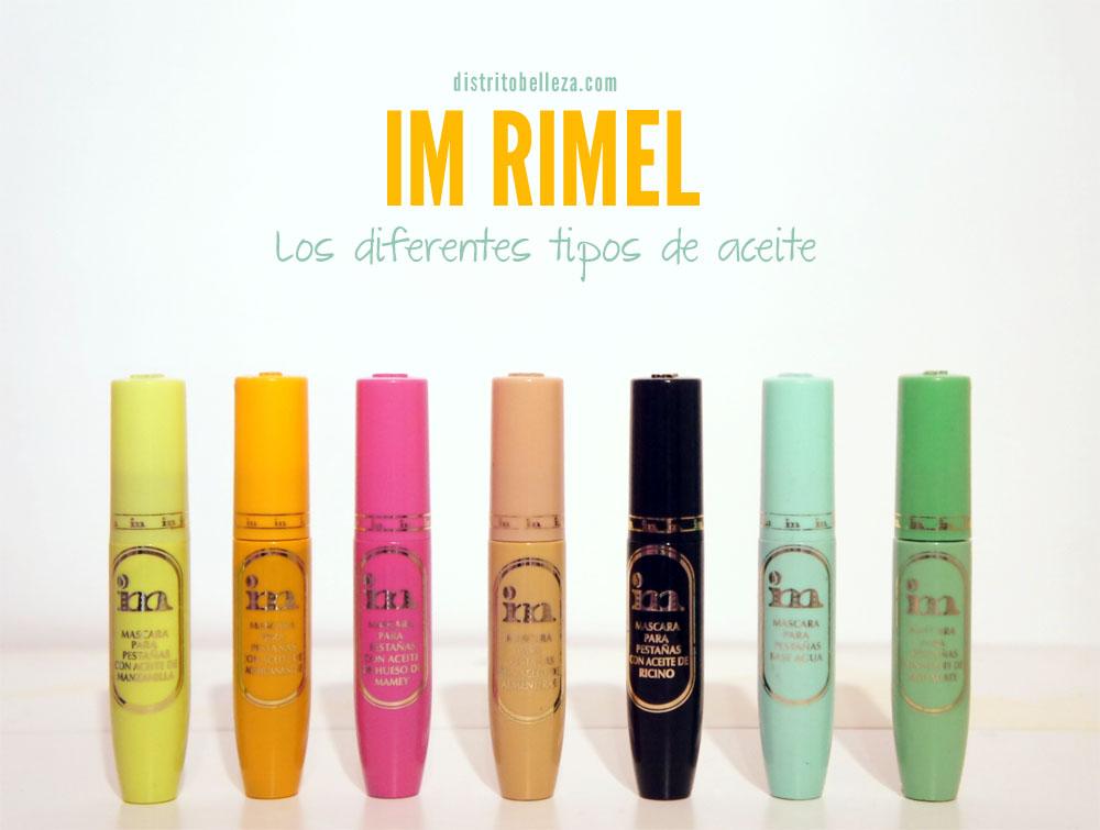 RIMEL IM REVIEW ACEITE