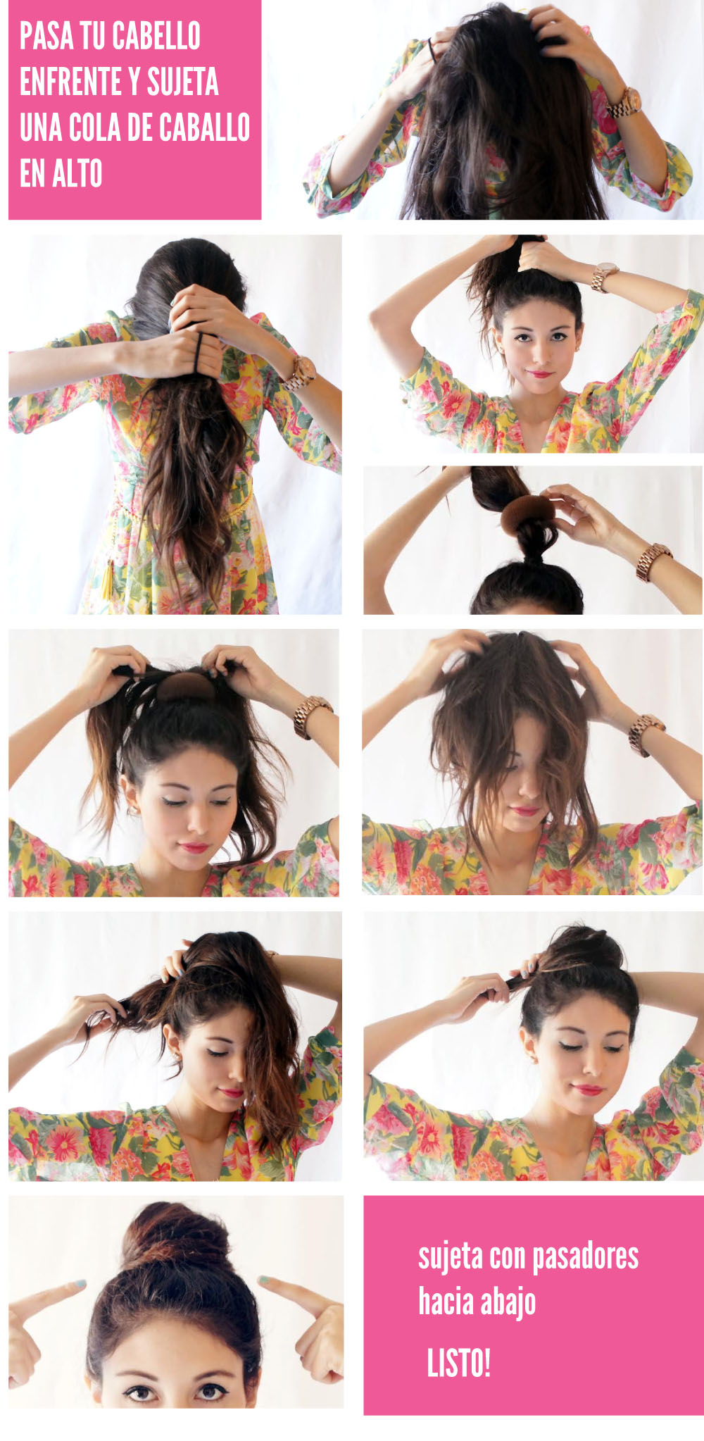 cabello de cebolla tutorial