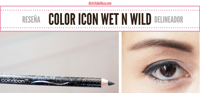 resena delineador color icon wet n wild