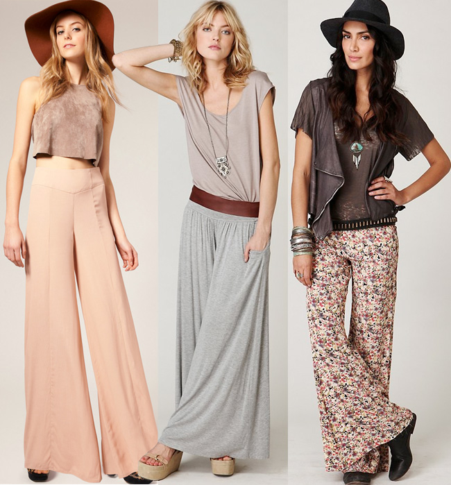 Watch 20 Ideas How to Wear Palazzo Pants if You Have a Short Height video