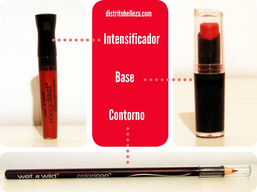 Tips para usar labial rojo
