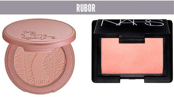 5 cosméticos básicos rubor