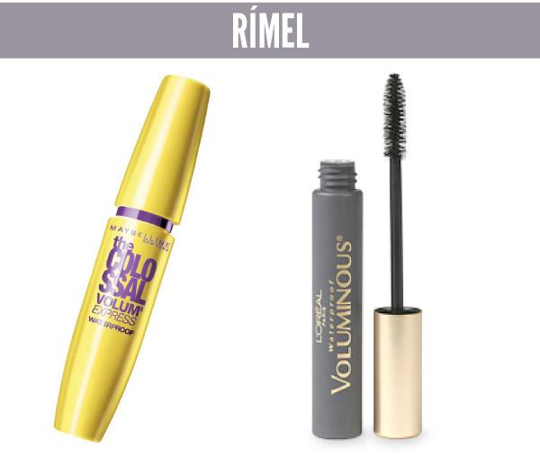 5 cosméticos básicos rímel