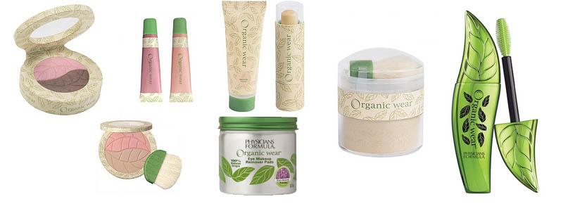 maquillaje natural organico