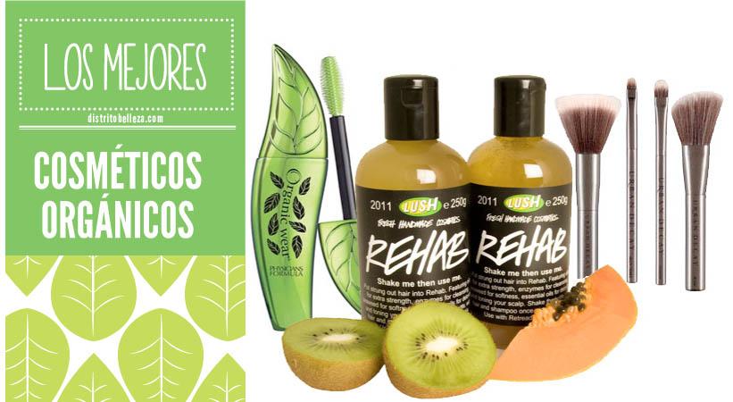 Los mejores cosméticos orgánicos