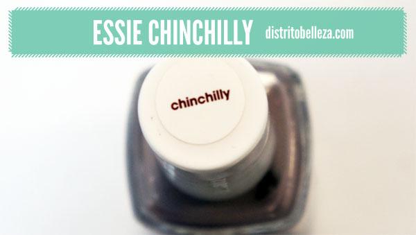 Reseña Essie Chinchilly Tapadera