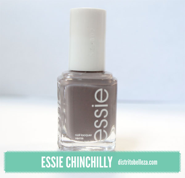 Enamel - Review Essie Chinchilly - Beauty District |
