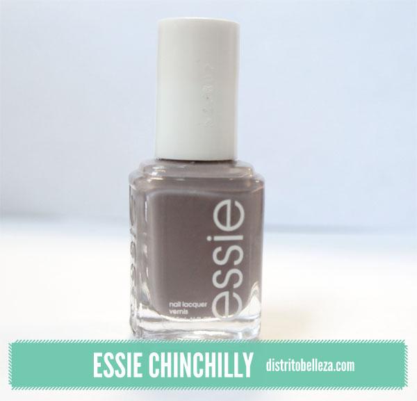 Esmalte - Reseña Essie Chinchilly - Distrito Belleza |