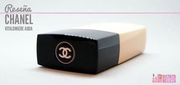 Reseña Chanel Vitalumiére Aqua beige