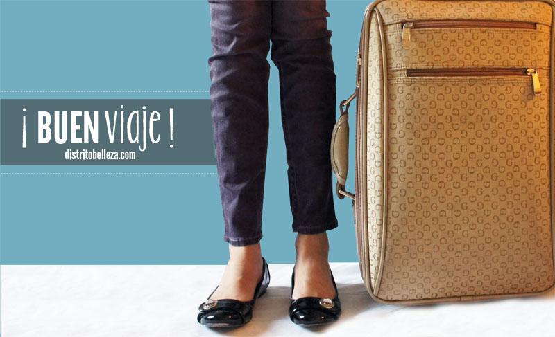 Tips para organizar tu maleta