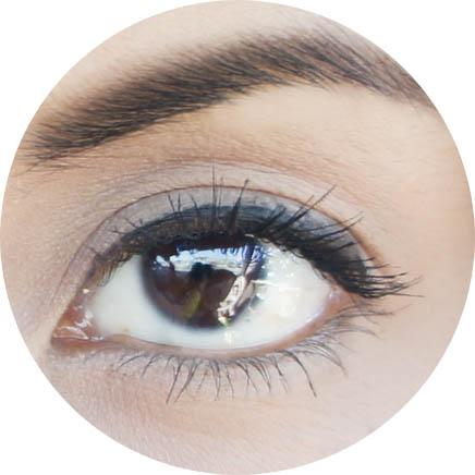 Aplicadores de rímel: Aplicador de rímel delgado ojo