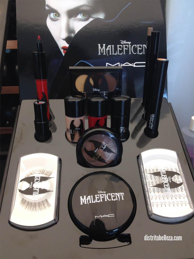 Coleccion Maleficent Mac Distrito Belleza