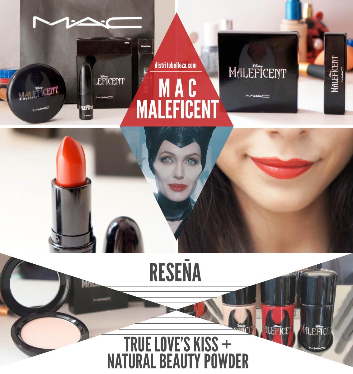 Colección Maleficent MAC