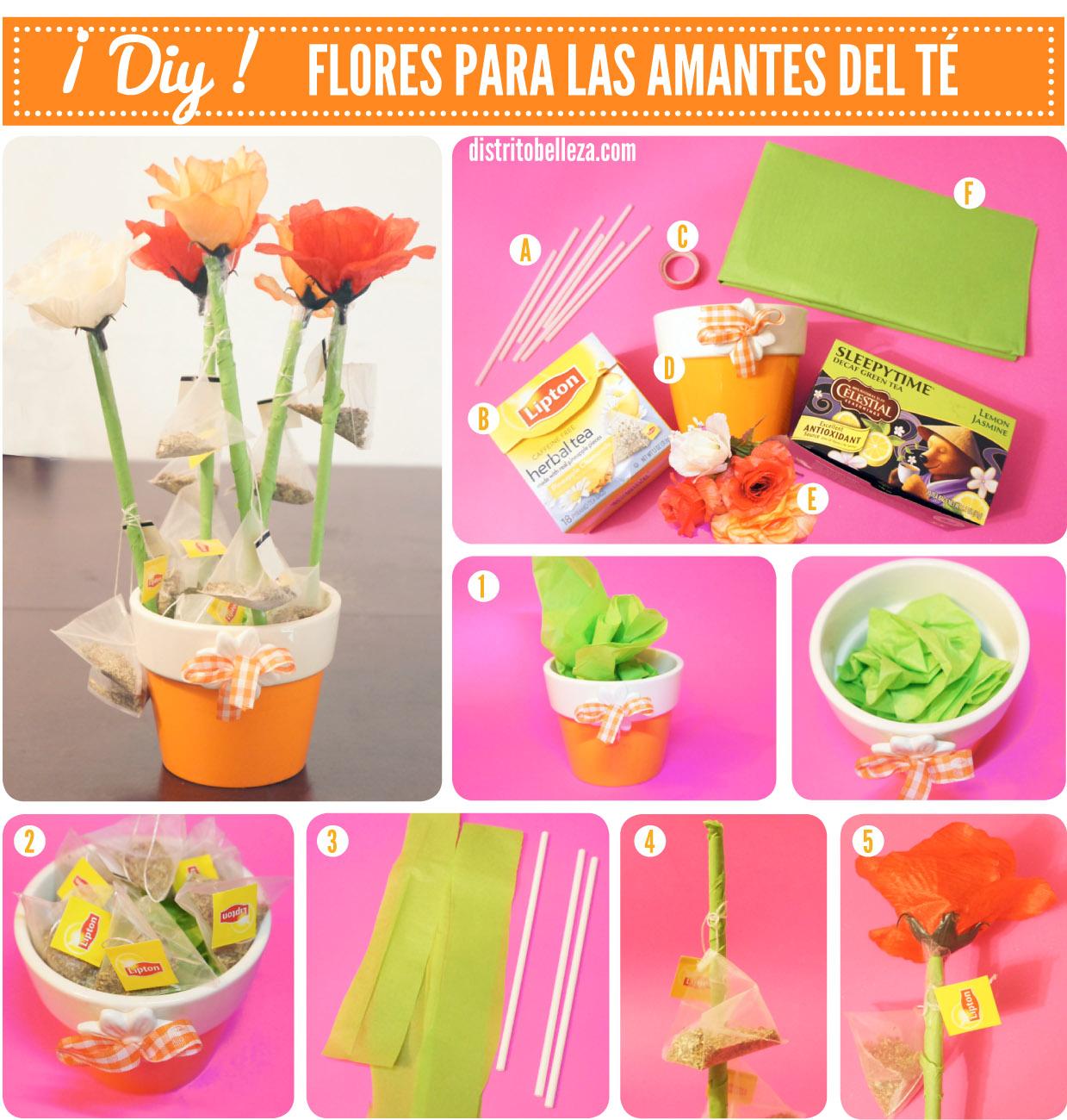 DIY Rregalo para 10 de mayo tutorial Distrito Belleza