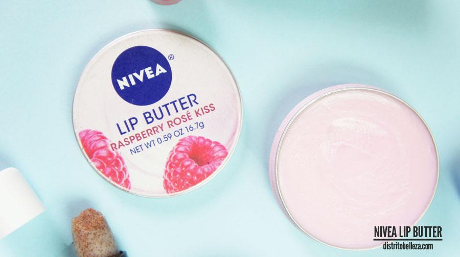 labios partidos nívea lip butter distrito belleza