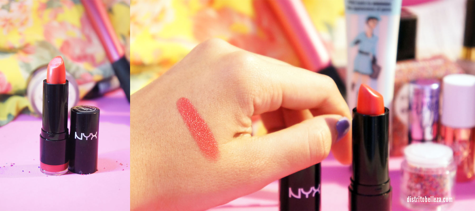Favoritos Abril 2014 nyx labial