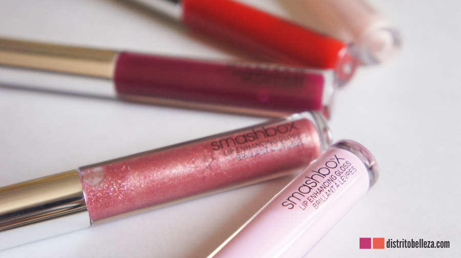 Reseña Smashbox lip gloss empaque