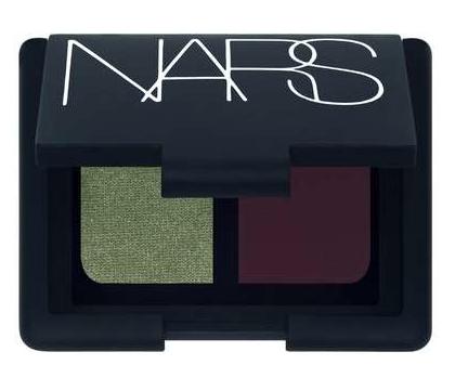 maquillaje para ojos verde nars duo