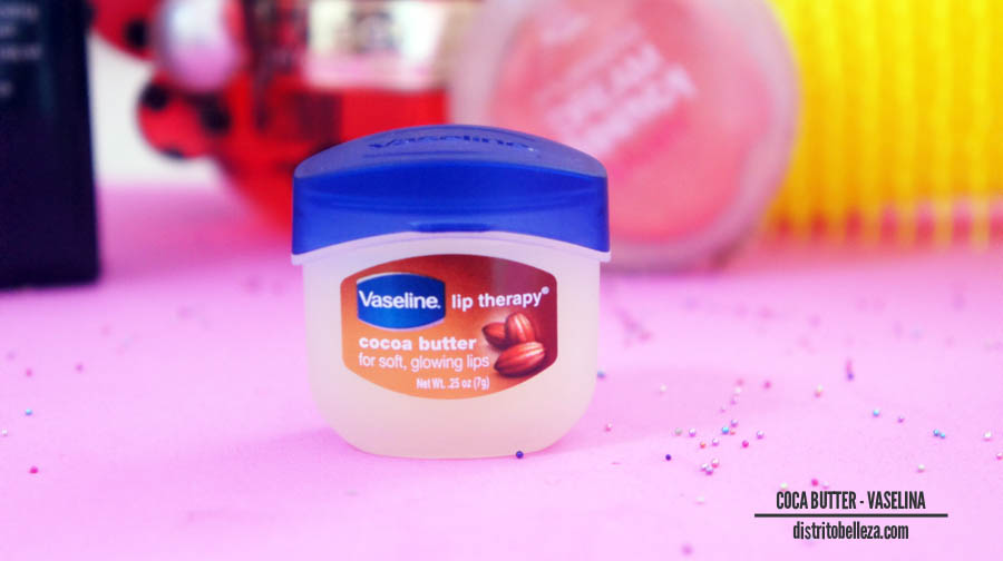Favoritos mayo 2014 vaseline cocoa butter