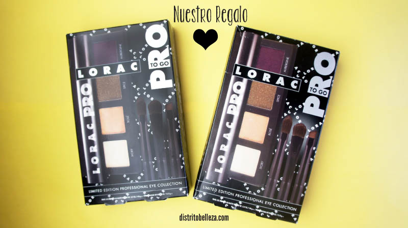 Lorac pro to go kit giveaway