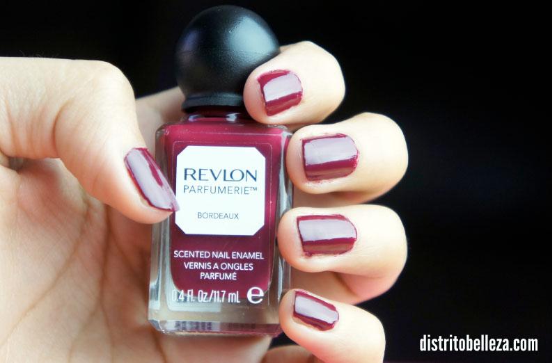 Reseña Revlon Parfumerie bordeaux