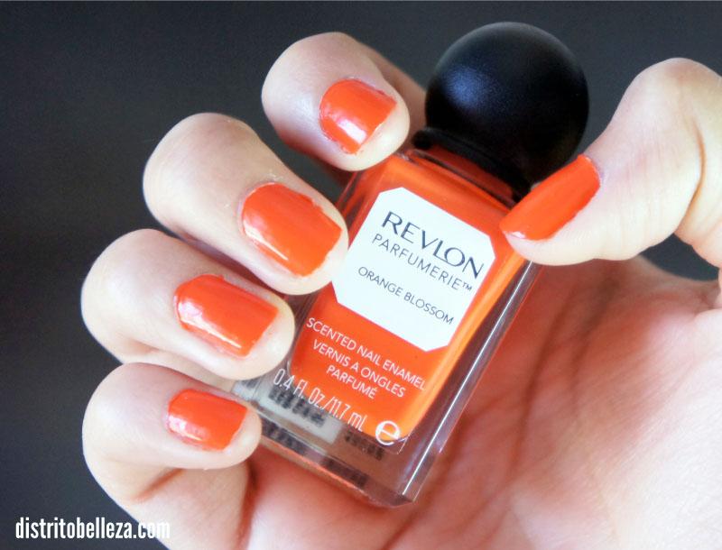 Reseña Revlon Parfumerie orange blossom