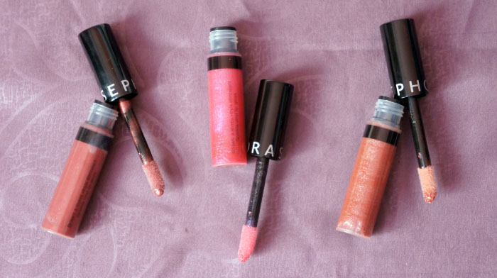Reseña Sephora Lip gloss empaque