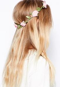 Accesorios para cabello verano 2014 flores cabello