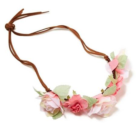 Accesorios para cabello verano 2014 flores