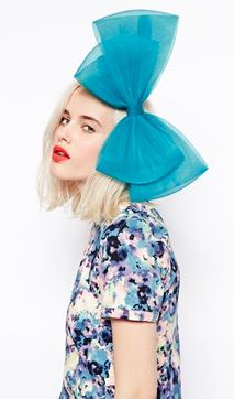 Accesorios para cabello verano 2014 moño