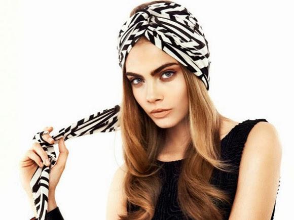 Accesorios para el cabello 2014 turbante