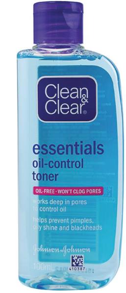 Para que sirve el tónico facial clean & clear