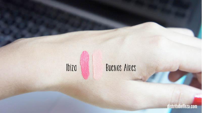 Reseña NYX Soft matte lip cream pigmentación