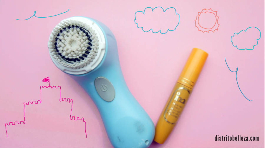 Summer Beauty Tag clarisonic méxico