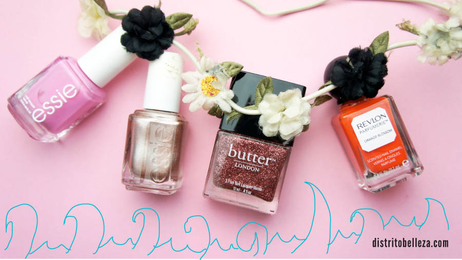 Summer Beauty Tag esmaltes para verano