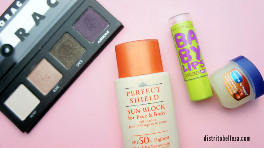 Summer Beauty Tag lorac mexico