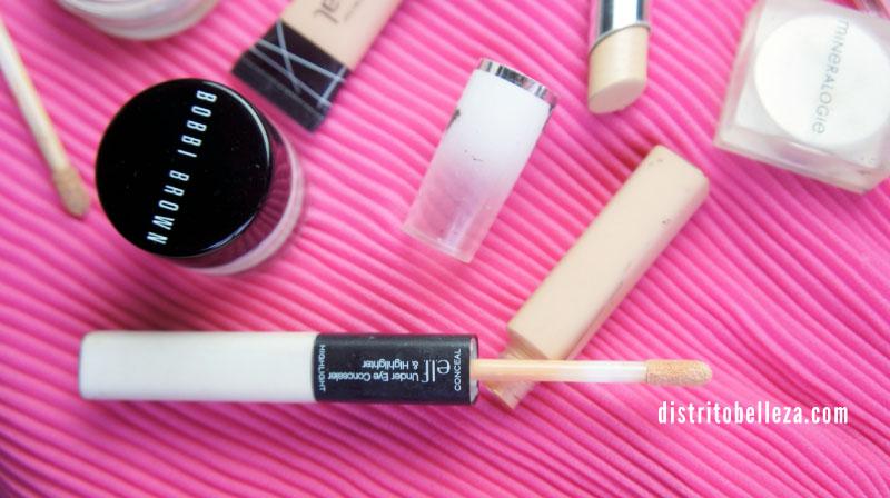 Correctores de maquillaje para iluminar