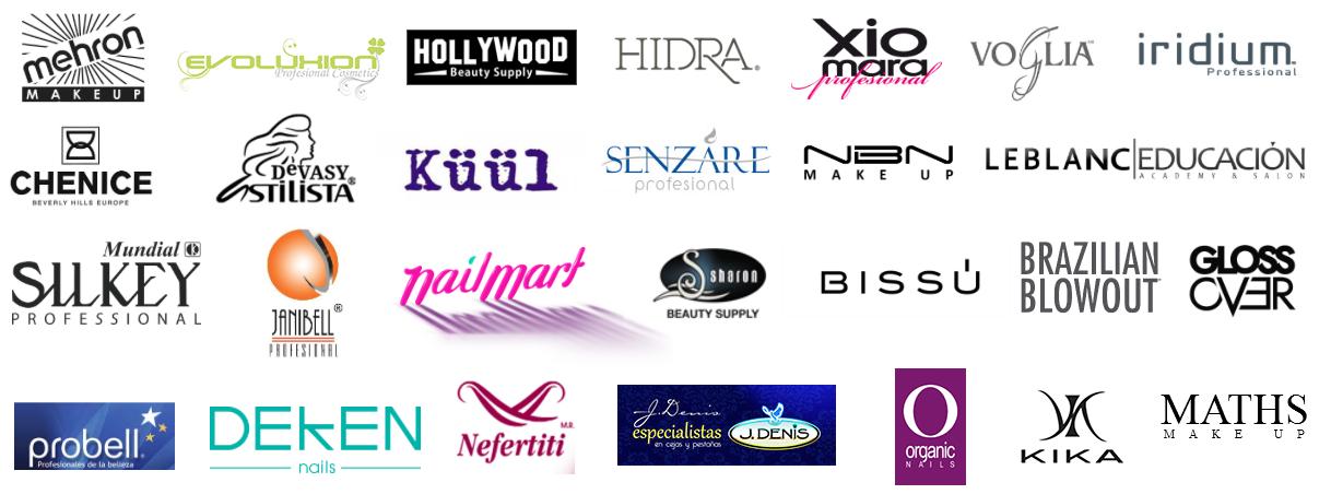 Expo Beauty 2014 marcas Distrito Belleza