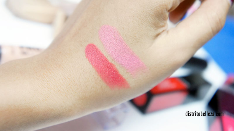 Favoritos Agosto 2014 CITY COLOR LABIALES MEXICO