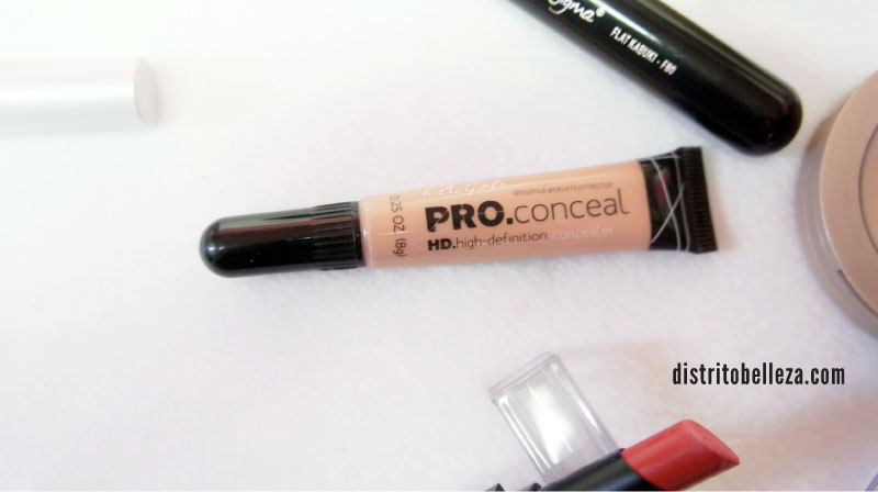 Favoritos Agosto 2014 LA GIRL HD PRO CONCEAL