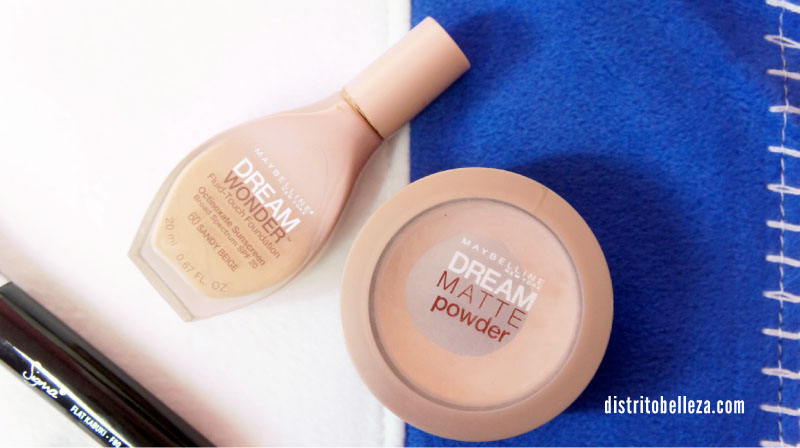 Favoritos Agosto 2014 Maybelline dream wonder