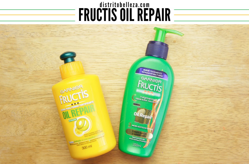 Linea Fructis oil repair