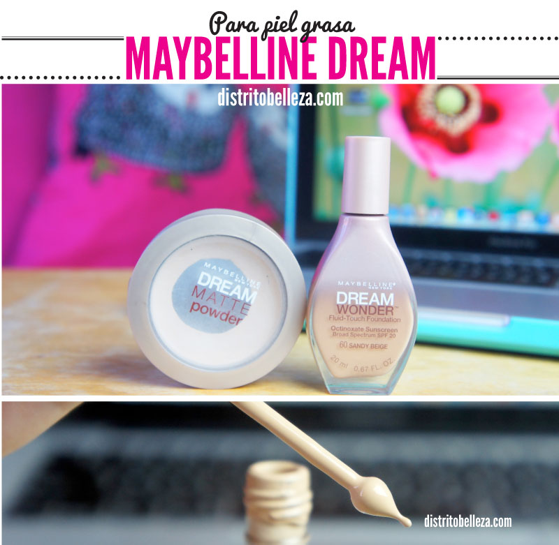 Reseña Maybelline Dream