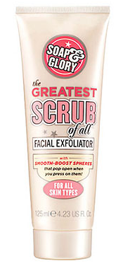 los mejores exfoliantes soap & glory