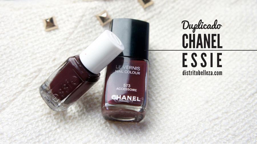 Esmalte Chanel Accesoire Distrito Belleza