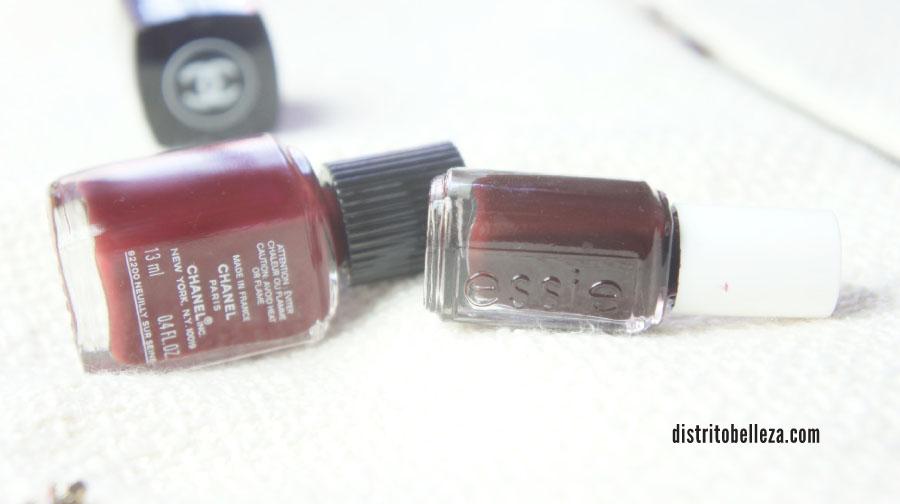 Esmalte Chanel Accesoire tono rojo