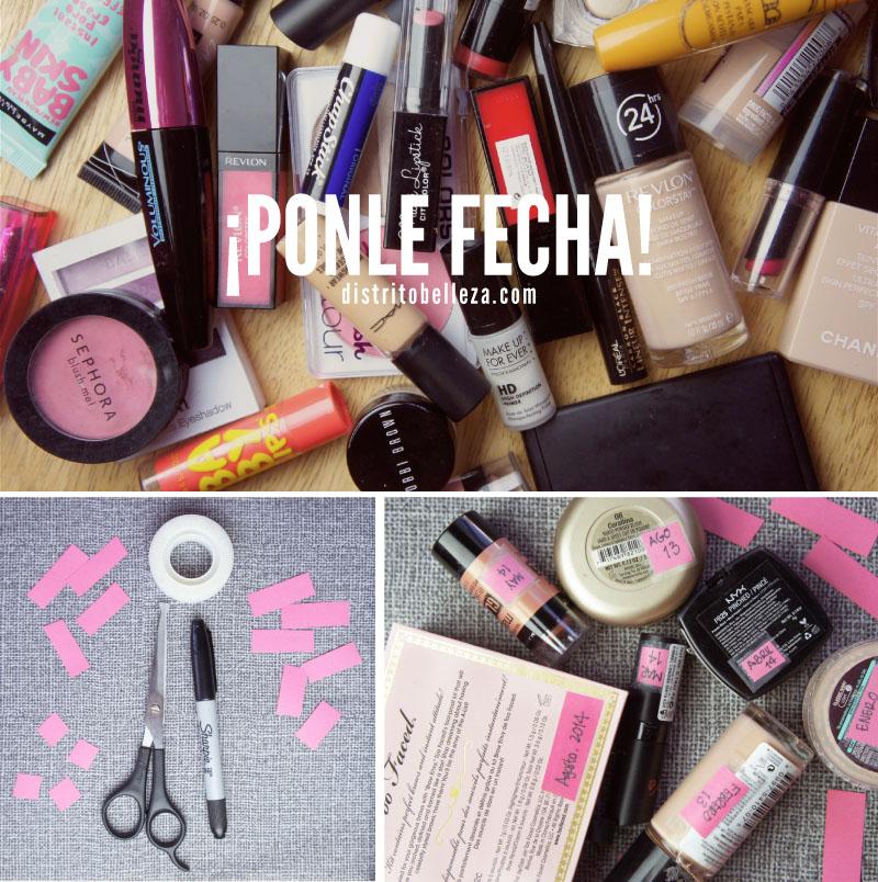 Vigencia del maquillaje distrito belleza
