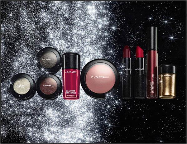 Colecciones de maquillaje Navidad 2014 MAC Heirloom mix méxico