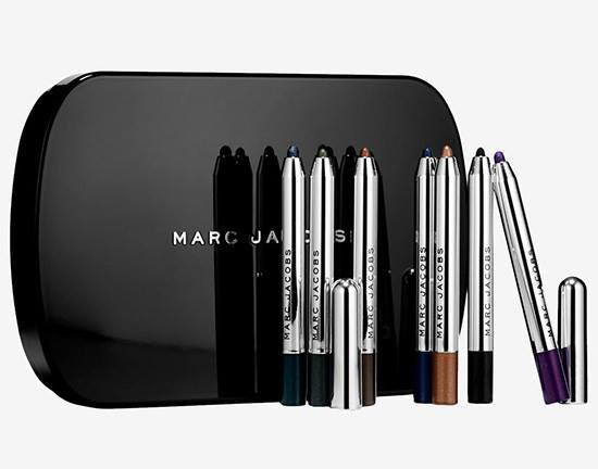 Colecciones de maquillaje Navidad 2014 Marc Jacobs delineadores